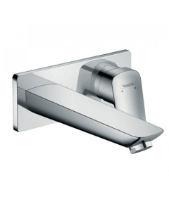 HANSGROHE LOGIS SINGLE LEVER BASIN MIXER FOR CONCEALED INSTALLATION WITH SPOUT 19.5 CM - 71220000 71220000