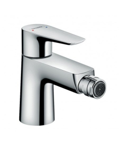 HANSGROHE TALIS E SINGLE LEVER BIDET MIXER WITH POP-UP WASTE - 71720000 71720000