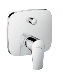 HANSGROHE TALIS E SINGLE LEVER MANUAL BATH MIXER FOR CONCEALED INSTALLATION - 71745000 71745000