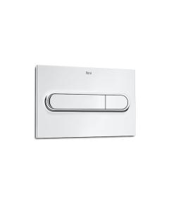 Roca PL1 Dual Flush Plate Chrome - 890095001 RO10649