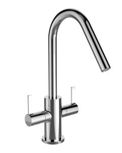 Bristan Cashew Easyfit Sink Mixer Chrome CSH EFSNK C