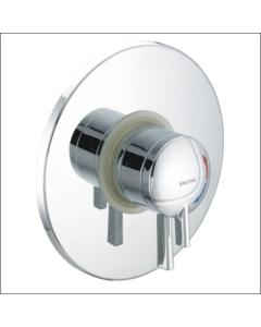 Bristan Stratus TS1875 Concealed Shower Valve Chrome - STR TS1875 CDC C STR TS1875 CDC C