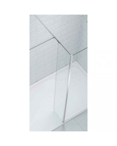 Merlyn Ionic Showerwall Wetroom Cube Panel 300mm A0413F0 A0413F0