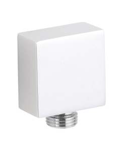 Nuie Shower Accessories Chrome Contemporary Outlet Elbow - A3245 A3245