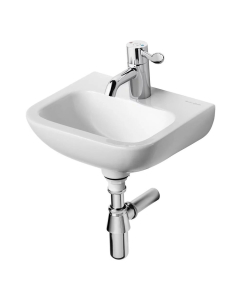 Armitage Shanks Contour 21 Handrinse Basin 370mm Wide - 1 Tap Hole AS10030
