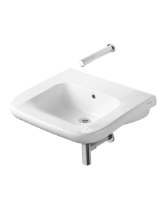 Armitage Shanks Contour 21 Accessible Basin 600mm Wide - 0 Tap Hole AS10088