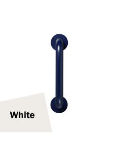 Armitage Shanks Contour 21 Straight Grab Rail 300mm Length - White AS10177
