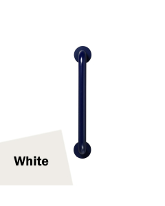 Armitage Shanks Contour 21 Straight Grab Rail 450mm Length - White AS10180