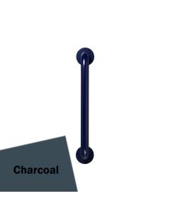 Armitage Shanks Contour 21 Straight Grab Rail 450mm Length - Charcoal AS10182