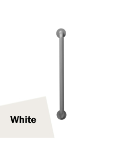 Armitage Shanks Contour 21 Straight Grab Rail 700mm Length - White AS10192