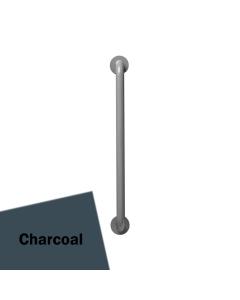 Armitage Shanks Contour 21 Straight Grab Rail 700mm Length - Charcoal AS10241