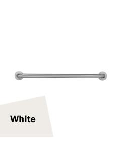 Armitage Shanks Contour 21 Straight Grab Rail 800mm Length - White AS10196