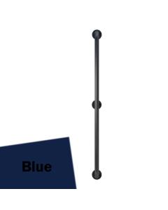 Armitage Shanks Contour 21 Straight Grab Rail 1200mm Length - Blue AS10206