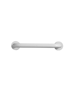 Armitage Shanks Contour 21 Rest Grab Rail for Support Cushion 400mm Length - White AS10176