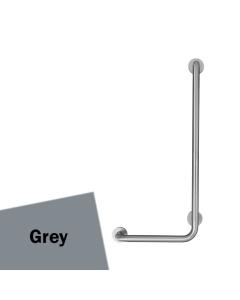 Armitage Shanks Contour 21 Angled Shower Grab Rail 900mm Length - RH Grey AS10214