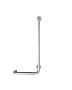 Armitage Shanks Contour 21 Angled Shower Grab Rail 900mm Length - RH Stainless Steel AS10224