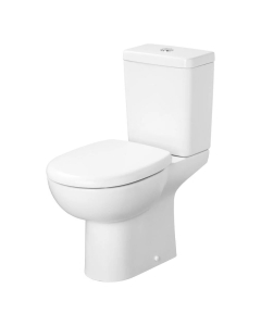 Armitage Shanks Profile 21 Close Coupled Toilet with 4/2.6 Litre Cistern - Standard Seat AS10126