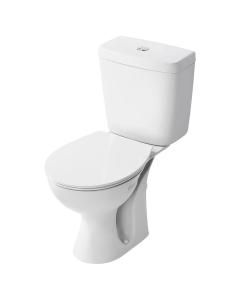 Armitage Shanks Sandringham 21 Close Coupled Toilet WC 4/2.6 Litre Cistern Hardwearing Seat AS10100