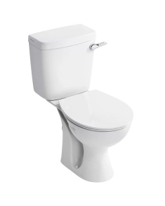 Armitage Shanks Sandringham 21 Close Coupled Toilet WC Lever Cistern - Soft Close Seat AS10101