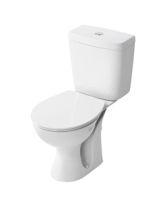 Armitage Shanks Sandringham 21 Close Coupled Toilet with 6/4 Litre Cistern - Standard Seat AS10094
