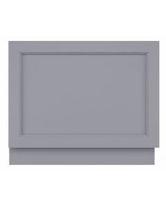 Bayswater Plummett Grey MDF Bath End Panel 700mm Wide BAY1168