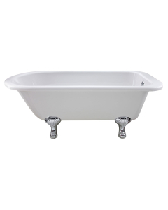 Bayswater Sutherland Single Ended Freestanding Bath 1690mm x 750mm BAY1057
