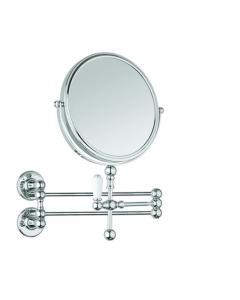 Burlington Cosmetic Wall Mirror - Chrome BU10805