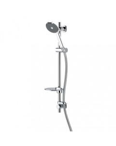 Deva Kiri Satinjet Wasy Fit Shower Kit - Chrome - EKIT05K EKIT05K