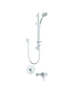 Deva Vision Dual Concealed/Exposed Mixer Shower with Shower Kit - VSNCCONT03 VSNCCONT03