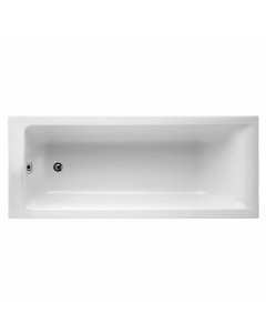 Ideal Standard Concept Single Ended Rectangular Bath 1700mm x 750mm 0 Tap Hole White - E735401 - E735401 IS10324