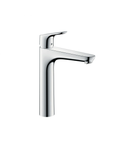 Hansgrohe Focus Single lever basin mixer 190 with pop-up waste - 31608000 31608000