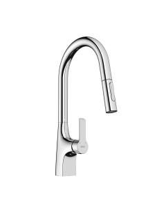 Bristan Gallery Pro Kitchen Sink Mixer Tap In Chrome - GLL PROSNK C GLL PROSNK C