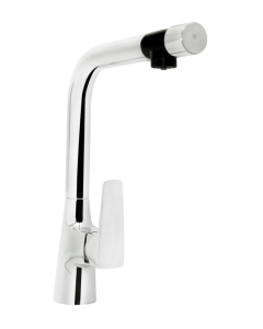 Bristan Gallery Pure Kitchen Sink Mixer Tap In Chrome - GLL PURESNK C GLL PURESNK C