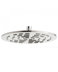 Vado Geometry 250Mm Round Shower Head Inc 9Lpm Fr - Geom-250Ro-Ss VADO1289
