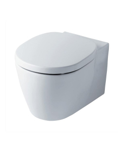 Ideal Standard Concept Aquablade Wall Hung Toilet WC -Standard Seat 365mm Wide White IS10053