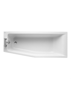 Ideal Standard Concept Spacemaker Left Handed Bath 1700mm Length 0 Tap Hole - E049901 - E049901 IS10338