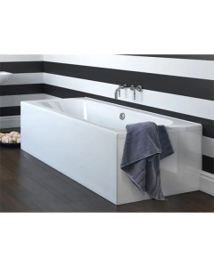 Ideal Standard Tempo Arc Double Ended Rectangular Bath 1700 x 750 mm 0 Tap Hole - E256601 IS10303