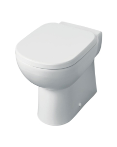 Ideal Standard Tempo Back to Wall Toilet WC - Standard Seat and Cover IS10019