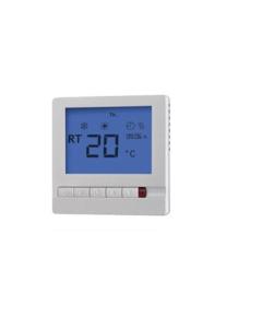 Impey Aqua-Mat Underfloor Heating Thermostat Timer In White - AMSTATWHITE/V2 IM1022