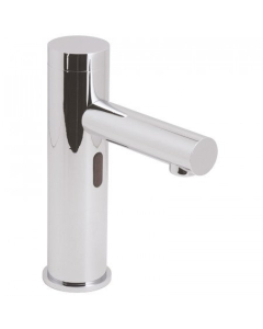 Vado I-Tech Zoo Infra-Red Mono Basin Mixer Deck Mounted Mains Or Battery Operated Takes Standard Aa Batteries - Ir-100/Zoo-C/P VADO1812