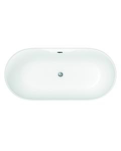 Kingston 1700mm Modern Double Ended Bath SY-FSB205