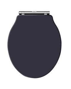 Hudson Reed Old London Twilight Blue Ryther Toilet Seat - LOS398 LOS398