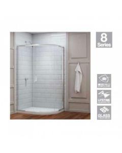 Merlyn 8 Series 2 Door Quadrant Shower Enclosure 900mm M83221 M83221