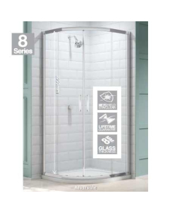 Merlyn 8 Series 2 Door Quadrant Shower Enclosure 800mm M83211 M83211