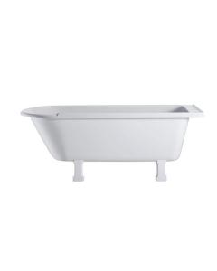 Burlington Hampton LH Freestanding Shower Bath 1690mm x 750mm Excluding Feet - E13 BU10478