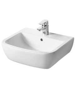 Ideal Standard Tempo Washbasin 500mm Wide 1 Tap Hole - T058801 IS10131