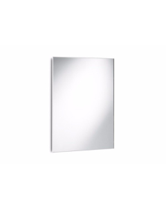 Roca Luna Rectangular Bathroom Mirror 800mm H - 812117000 RO10327