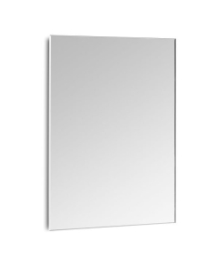 Roca Luna Rectangular Bathroom Mirror 650mm H - 812183000 RO10334