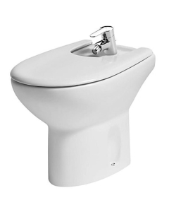 Roca Laura Bidet 545mm Projection Standard Seat and Cover RO10179