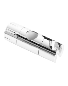 Bristan Casino Slider Bracket with Twist Lever, Chrome CAS SLID01 C